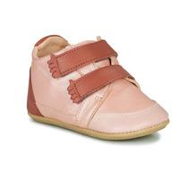 Παπούτσια Κορίτσι Παντόφλες Easy Peasy IRUN B Mou / Ροζ / Baba / Mou / Pre-marche