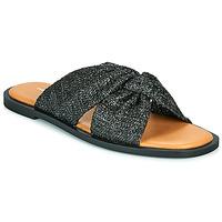 Παπούτσια Γυναίκα Τσόκαρα Vanessa Wu ANELLE Black