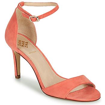 Παπούτσια Γυναίκα Σανδάλια / Πέδιλα San Marina ARLANA/VEL Ροζ