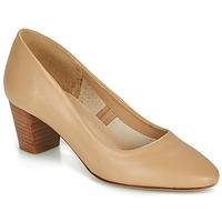 Παπούτσια Γυναίκα Σανδάλια / Πέδιλα San Marina APANDO Beige