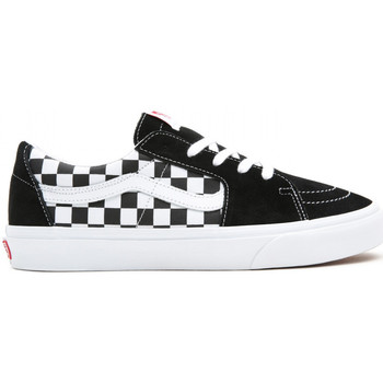 Παπούτσια Άνδρας Skate Παπούτσια Vans Sk8-low Μαύρο