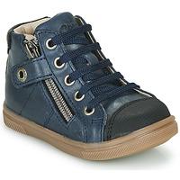 Παπούτσια Αγόρι Ψηλά Sneakers GBB KAMIL Μπλέ