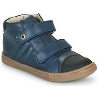 Παπούτσια Αγόρι Ψηλά Sneakers GBB KERWAN Μπλέ