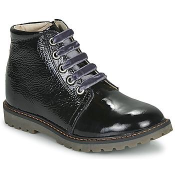 Ψηλά Sneakers GBB NAREA ΣΤΕΛΕΧΟΣ: Δέρμα και συνθετικό & ΕΠΕΝΔΥΣΗ: Δέρμα & ΕΣ. ΣΟΛΑ: Δέρμα & ΕΞ. ΣΟΛΑ: Καουτσούκ