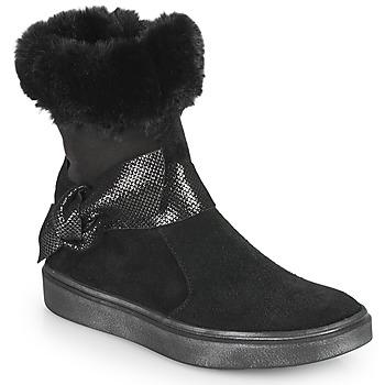 Παπούτσια Κορίτσι Μπότες για την πόλη GBB EVELINA Black