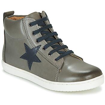 Παπούτσια Αγόρι Ψηλά Sneakers GBB KANY Grey