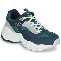 Παπούτσια Γυναίκα Χαμηλά Sneakers Skechers D'LITES 3.0/OCEAN CLOUD Marine