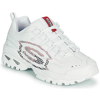 Παπούτσια Γυναίκα Χαμηλά Sneakers Skechers ENERGY/SKY VISION Άσπρο