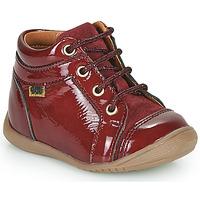 Παπούτσια Κορίτσι Ψηλά Sneakers GBB OMANE Bordeaux