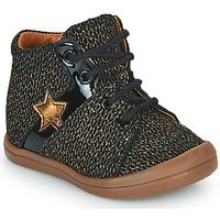 Παπούτσια Κορίτσι Ψηλά Sneakers GBB DUANA Black