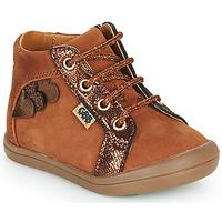 Παπούτσια Κορίτσι Ψηλά Sneakers GBB PRUNE Brown