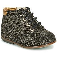 Παπούτσια Κορίτσι Ψηλά Sneakers GBB TACOMA Gold