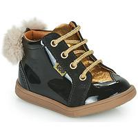 Παπούτσια Κορίτσι Ψηλά Sneakers GBB SISSY Black