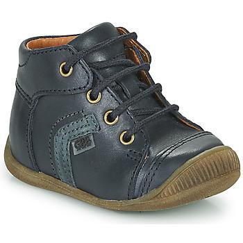 Ψηλά Sneakers GBB GARY ΣΤΕΛΕΧΟΣ: Δέρμα αγελάδας & ΕΠΕΝΔΥΣΗ: Δέρμα & ΕΣ. ΣΟΛΑ: Δέρμα & ΕΞ. ΣΟΛΑ: Καουτσούκ