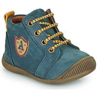 Παπούτσια Αγόρι Ψηλά Sneakers GBB EDWIN Μπλέ