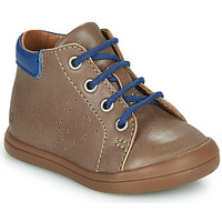 Παπούτσια Αγόρι Ψηλά Sneakers GBB TIDO Brown