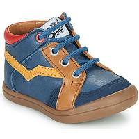 Παπούτσια Αγόρι Ψηλά Sneakers GBB ASTORY Μπλέ