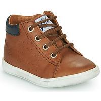 Παπούτσια Αγόρι Ψηλά Sneakers GBB FOLLIO Brown
