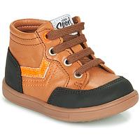 Παπούτσια Αγόρι Ψηλά Sneakers GBB VIGO Brown
