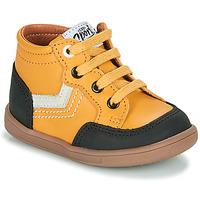 Παπούτσια Αγόρι Ψηλά Sneakers GBB VIGO Yellow
