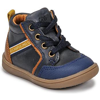 Ψηλά Sneakers GBB GERMAIN ΣΤΕΛΕΧΟΣ: Δέρμα αγελάδας & ΕΠΕΝΔΥΣΗ: Δέρμα & ΕΣ. ΣΟΛΑ: Δέρμα & ΕΞ. ΣΟΛΑ: Καουτσούκ