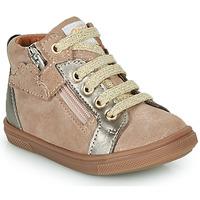 Παπούτσια Κορίτσι Ψηλά Sneakers GBB VALA Beige