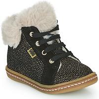 Παπούτσια Κορίτσι Ψηλά Sneakers GBB JUNA Black