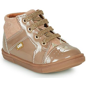 Παπούτσια Κορίτσι Ψηλά Sneakers GBB THEANA Beige