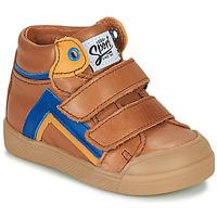 Παπούτσια Αγόρι Ψηλά Sneakers GBB ERNEST Brown