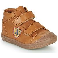 Παπούτσια Αγόρι Ψηλά Sneakers GBB LAUREL Brown