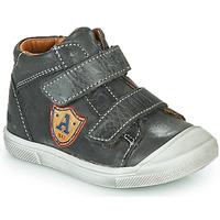 Παπούτσια Αγόρι Ψηλά Sneakers GBB LAUREL Grey