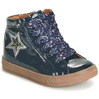 Παπούτσια Κορίτσι Ψηλά Sneakers GBB TADEA Μπλέ