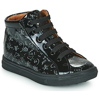Παπούτσια Κορίτσι Ψηλά Sneakers GBB PHILEMA Black