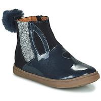 Παπούτσια Κορίτσι Μπότες GBB GEMMA Μπλέ