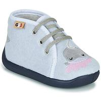 Παπούτσια Παιδί Παντόφλες GBB APOLOCHON Μπλέ