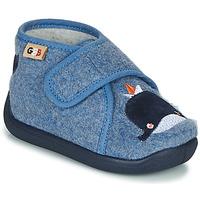 Παπούτσια Παιδί Παντόφλες GBB APOCHOU Μπλέ