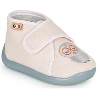 Παπούτσια Κορίτσι Παντόφλες GBB APOCHOU Ροζ