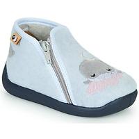 Παπούτσια Κορίτσι Παντόφλες GBB APOPOTAM Μπλέ