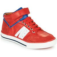 Παπούτσια Αγόρι Ψηλά Sneakers GBB ALIMO Red