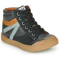 Παπούτσια Αγόρι Ψηλά Sneakers GBB ARNOLD Grey