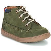 Παπούτσια Αγόρι Ψηλά Sneakers GBB JEANNOT Green