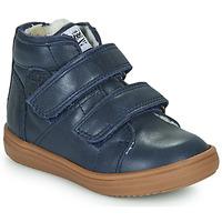 Παπούτσια Αγόρι Ψηλά Sneakers GBB DIEGGO Μπλέ