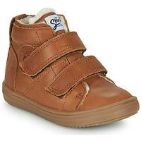 Παπούτσια Αγόρι Ψηλά Sneakers GBB DIEGGO Brown