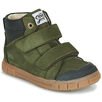 Παπούτσια Αγόρι Ψηλά Sneakers GBB HENI Green