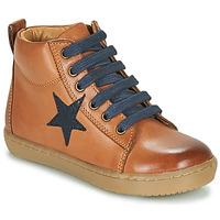Παπούτσια Αγόρι Ψηλά Sneakers GBB KANY Brown