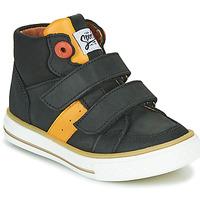 Παπούτσια Αγόρι Ψηλά Sneakers GBB KIMMY Black