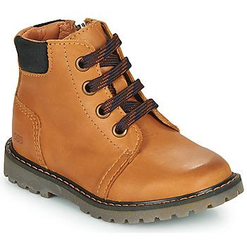 Παπούτσια Αγόρι Ψηλά Sneakers GBB CORRY Yellow