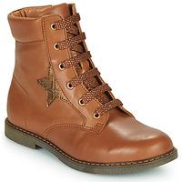 Παπούτσια Κορίτσι Ψηλά Sneakers GBB JAMILA Brown