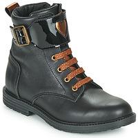 Παπούτσια Κορίτσι Ψηλά Sneakers GBB DOZZY Black