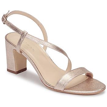 Παπούτσια Γυναίκα Σανδάλια / Πέδιλα Jonak VANESA Gold